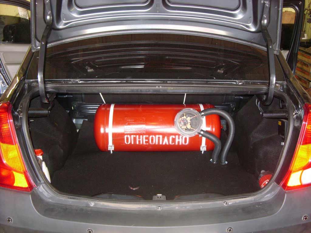 Переводим автомобиль на сжатый газ | PRONEWS